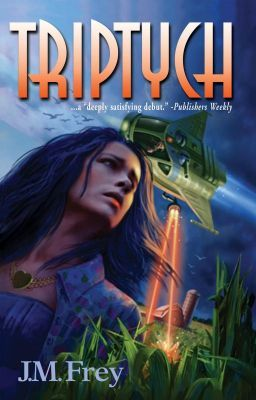 Triptych #wattpad #science-fiction