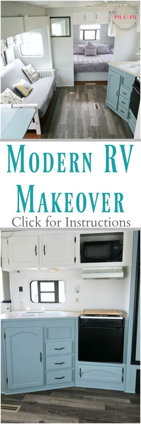 kitchen ideas decor easy rv remodeling rv makeover reveal 13344
