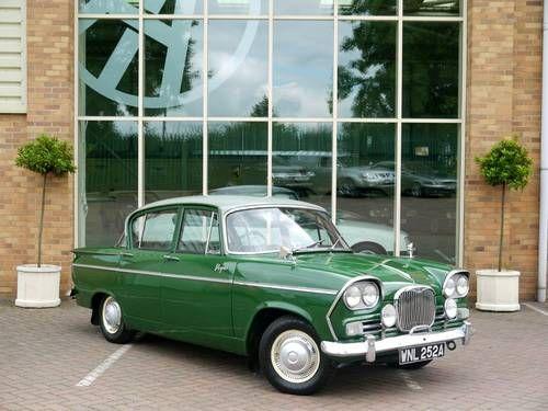 1962 Singer Vogue MK I 1600cc
