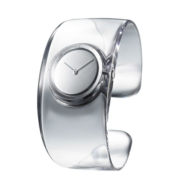 ISSEY MIYAKE  イッセイ ミヤケ 【O】 オー 新作 吉岡徳仁氏 デザイン 腕時計 SILAW001