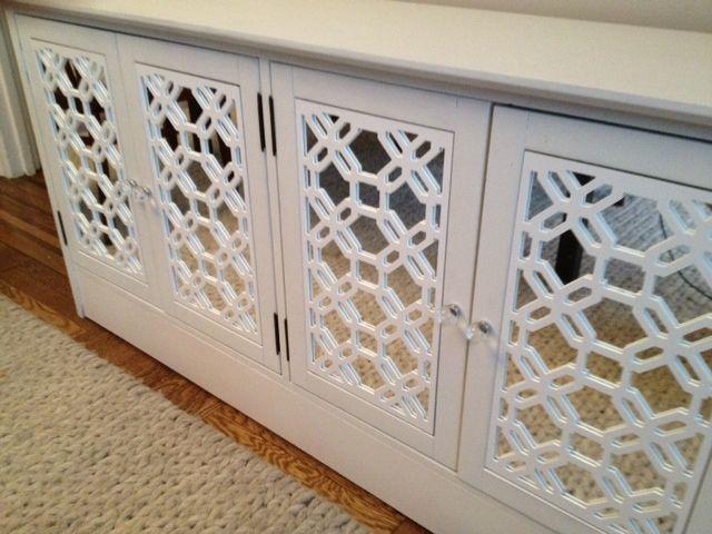 94 best DIY Mirrored Furniture images on Pinterest Diy mirrored