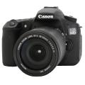 Canon EOS 60D 18 Megapixel Digital SLR Camera Body with Lens Kit - 18 mm-135 mm - Black 3 LCD - 7.5x Optical Zoom - Optical