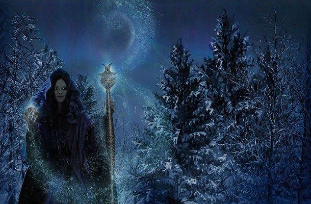 Wintersonnenwende: Thomasnacht - Längste Nacht... das Licht wird wiedergeboren
