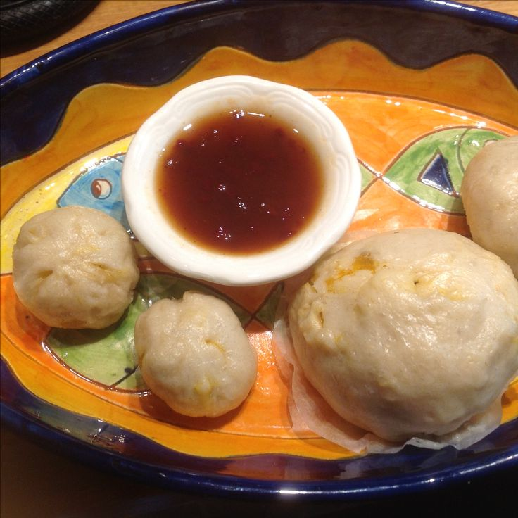 My mini and standard size bapao, an experiment for my finger-food buffet well succeeded.