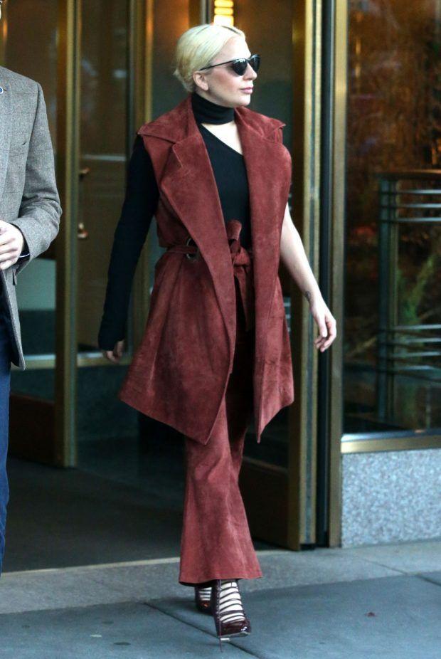 11 Looks da Lady Gaga Por Aí - Fashionismo