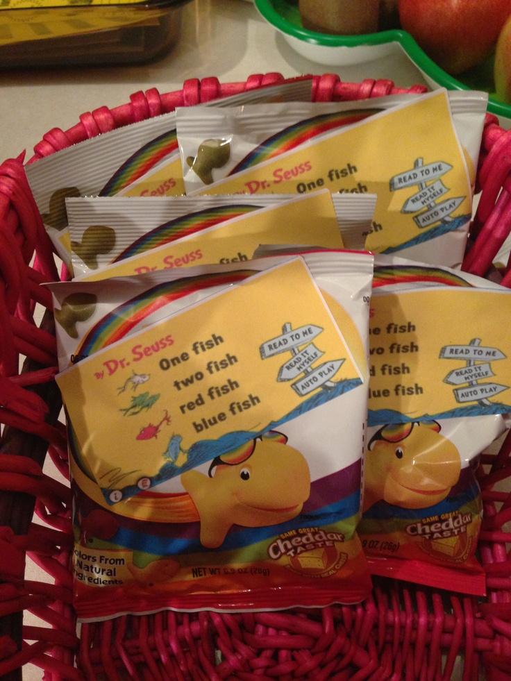 Classroom Snack Ideas Kindergarten : Best images about teacher appreciation on pinterest