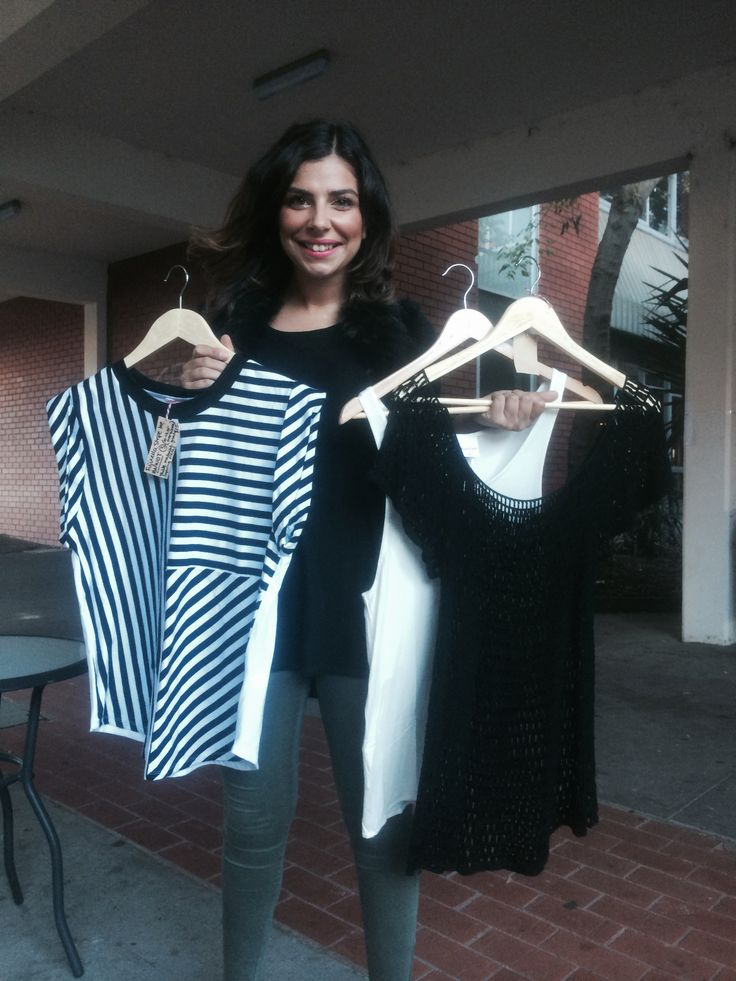 Gorgeous Brittany had some Sass & Bide, vintage and other goodies at her preloved stall.
