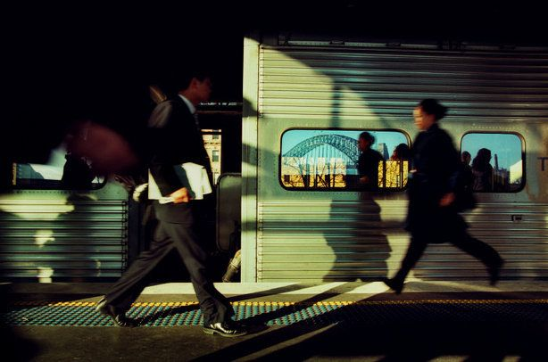 / by Trent Parke