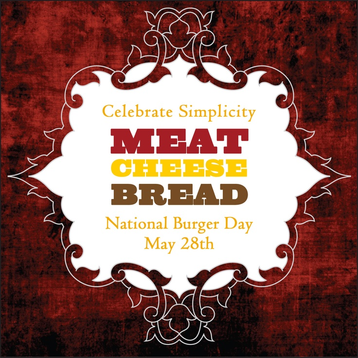 Nation Burger Day