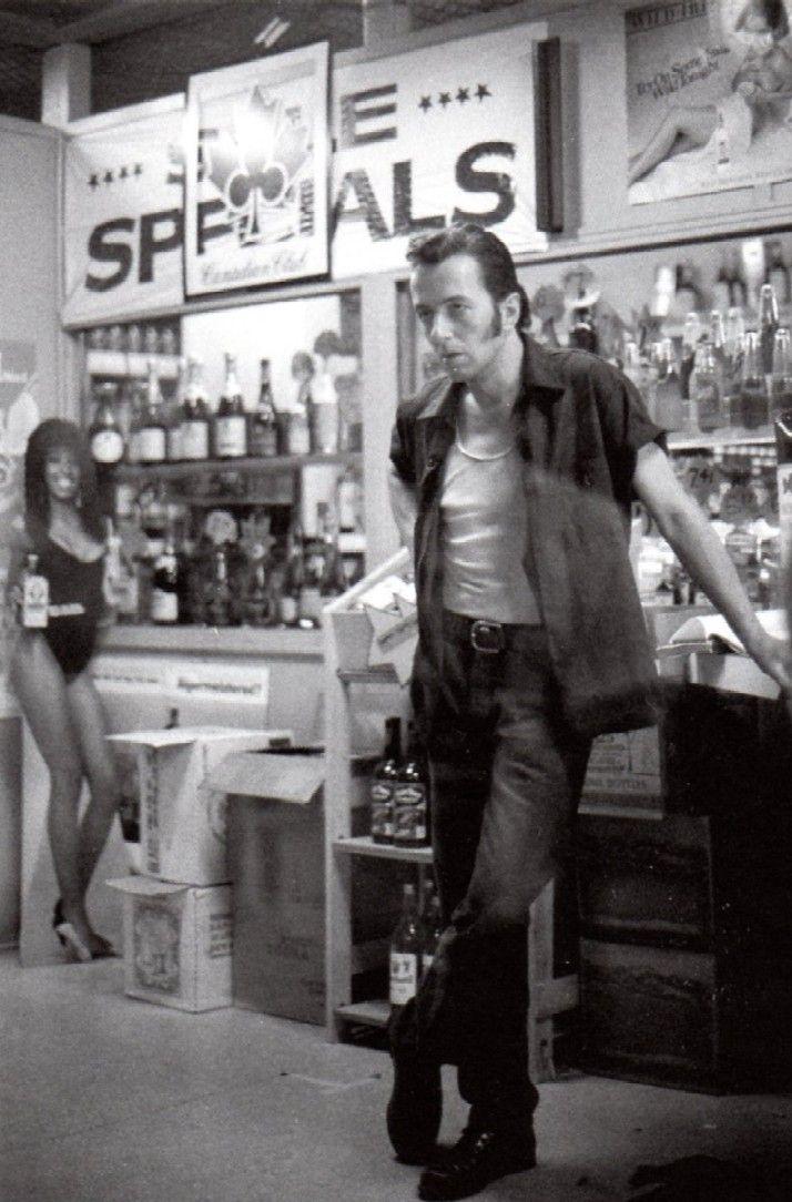 Joe Strummer (The Clash) - Mystery Train