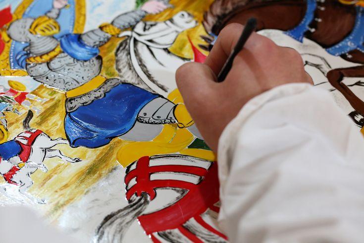 Η αγάπη του Domenico Dolce και του Stefano Gabbana για την αισθητική κληρονομιά της Ιταλίας είναι γνωστή, ακόμα πιο γνωστή βέβαια είναι η αδυναμία τους στο νότιο κομμάτι της χώρας, τη Σικελία.