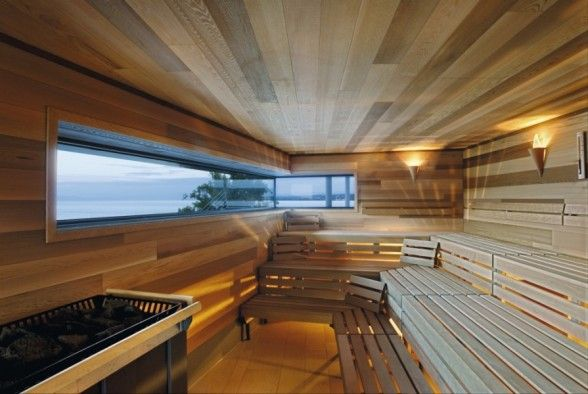 Sauna, SANARIUM® and Wellness Areas - KLAFS for Hotels, Baths, Spa