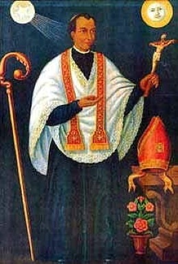 Saint Joseph Vaz - First saint of Sri Lanka