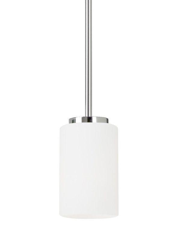 Gaskell 1 Light Single Cylinder Pendant Mini Pendant Lights