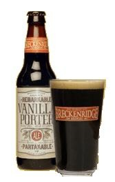 Breckenridge Brewery's Vanilla Porter. Dark, thick and coffee-flavored but very smooth. The vanilla flavor is definitely there but not too heavy. Go-to dark beer.