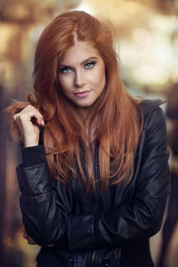 104 Impressive copper hair color for every skin tone