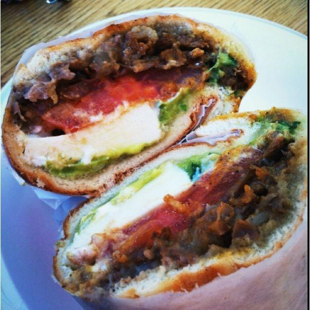 King taco, Pasadena, California - Torta Pastor at King Taco. Most ...