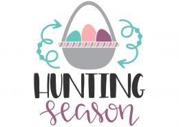 Free SVG cut files - Hunting season