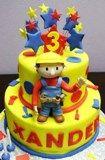 torta bob construye