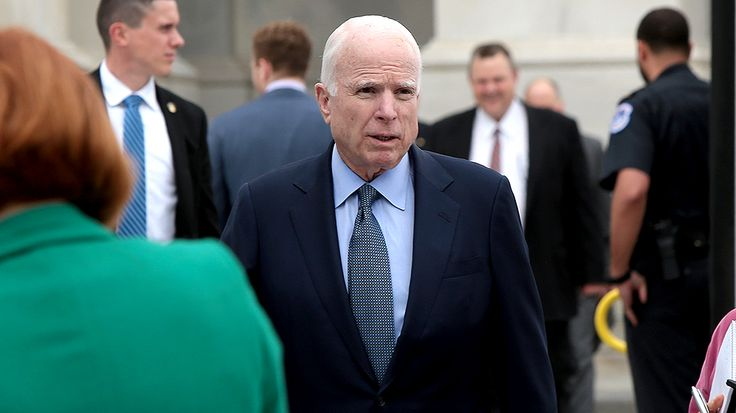 McCain: Trump foreign policy remarks 'more confusion than anything else'