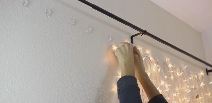 Vous cherchez à ajouter un peu d'éclat à votre chambre à coucher? Ce projet fait soi-même est exactement ce dont vous avez besoin! Que vous manque de lumière (je sais que je n'ai pas l'éclairage aérien, donc je dois faire preuve de créativité partout où je peux) ou si vous êtes à la recherche d'ajouter...