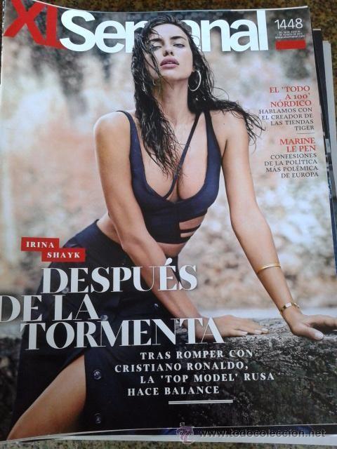 XL SEMANAL Nº 1448 -- IRINA SHAYK, DESPUES DE LA TORMENTA -- JULIO 2015 -- - Foto 1