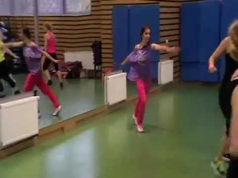Lucie Dědičová Dance Aerobics
