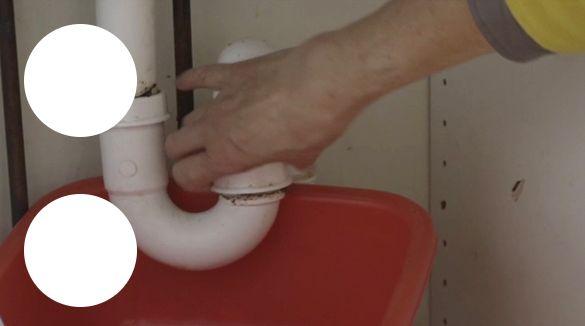 Klusjes in huis: Gootsteen verstopt