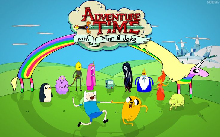 New Adventure Time game and title combining Cartoon Network ...