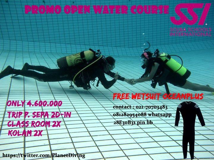 Planet Diving Senayan, Jl. KTT No.2 Area Stadion Renang Gelora Bung Karno -- Telp. (021) 70703483 / 50103483 -- YM : planet_diving -- Email : planet_diving@yahoo.com