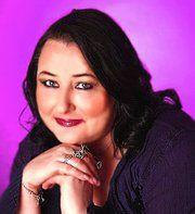 """Raven Dane, author of """"Chalk Face."""""""