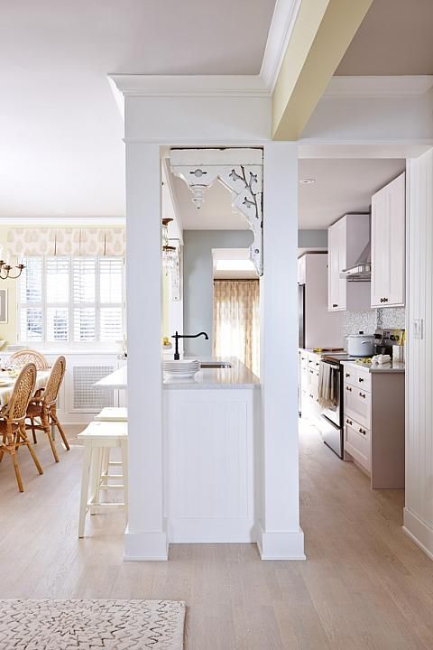 Sarah Richardson Design Real Potential Galley Kitchenssmall Kitchensdream Kitchensopen Galley Kitchengalley Kitchen Remodelone Wall