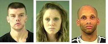 Three B.C. suspects wanted on Canada-wide warrant