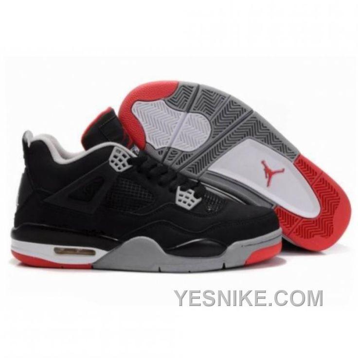 Air Jordan Retro 4 Black
