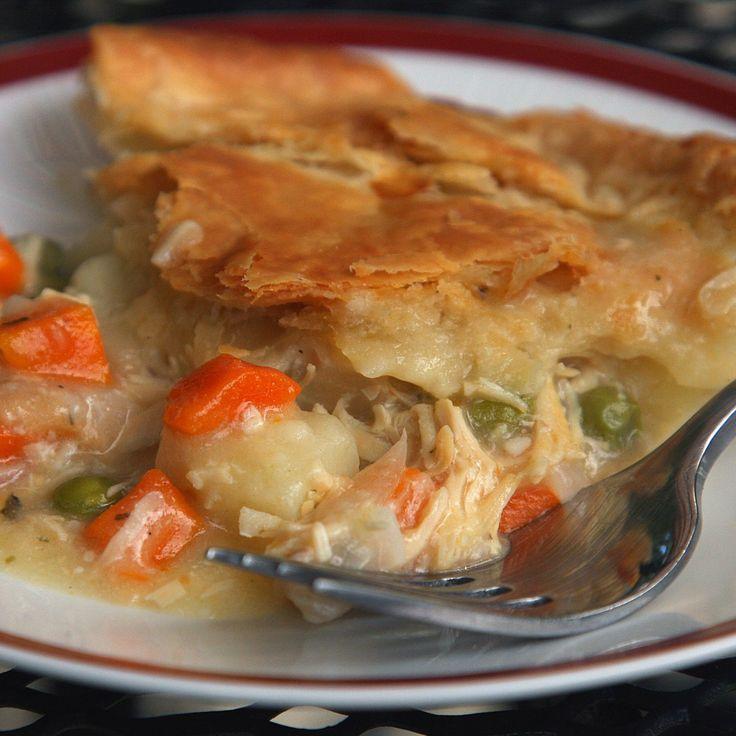 Chicken Pot Pie Recipe - On Sugar Mountain