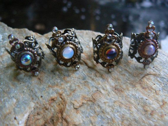 knuckle ring CHOOSE ONE armor ring midi ring nail by gildedingypsy