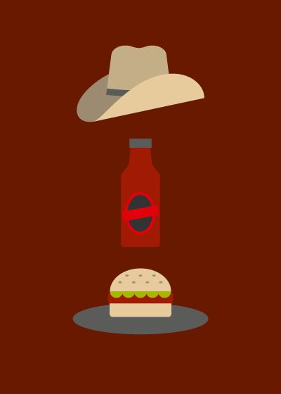 Can You Guess These TV Show From Their Minimalist Posters? true blood