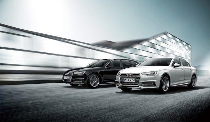 アウディA4に1.4リッターのエントリーモデルを追加Audi