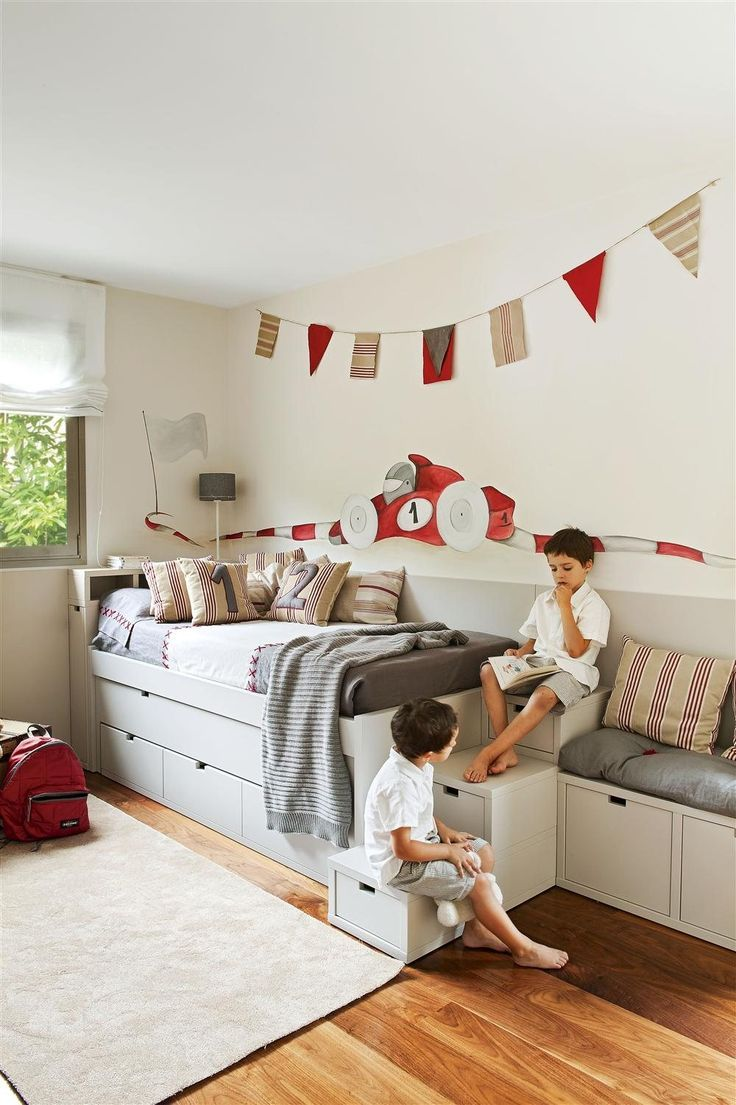 Designing a kid's room with minimal effort: