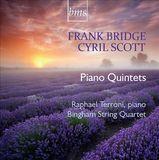 Frank Bridge, Cyril Scott: Piano Quintets [CD], 20817398