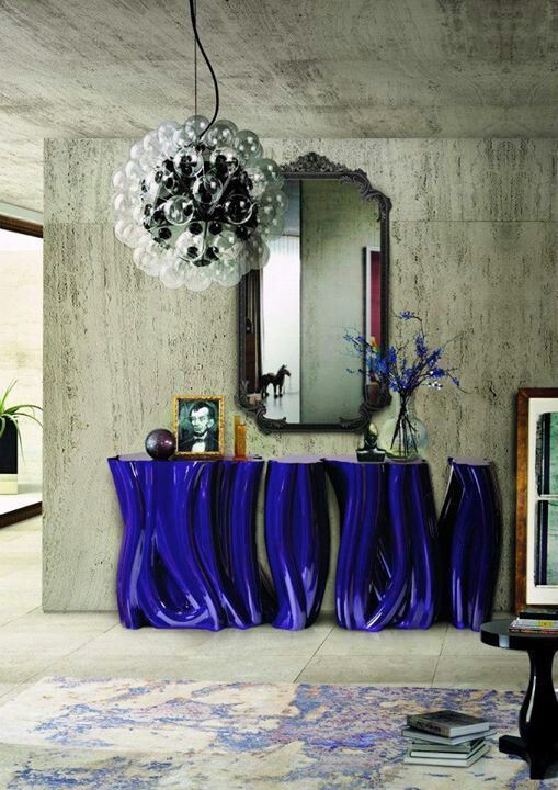 Boca Do Lobo   Luxury Exclusive Design Furniture Manufactures, Signature  Monochrome Console
