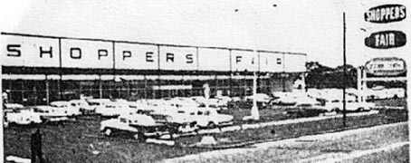 Shoppers Fair, another store we used to shop at in the 1960's & 1970s