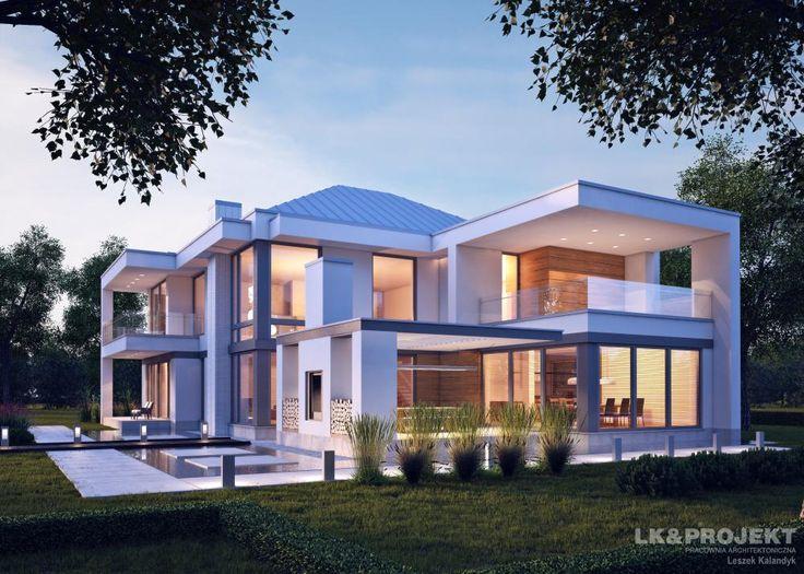Projekty domów LK Projekt LK&1231 zdjęcie 2