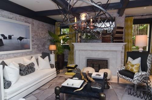 love how that wing chair has been recoveredInterior Design, Living Rooms, Couch Interiors, Interiors Design, Alex Amendment, San Francisco, Amendment Photography, Eclectic Living Room, Alex O'Loughlin