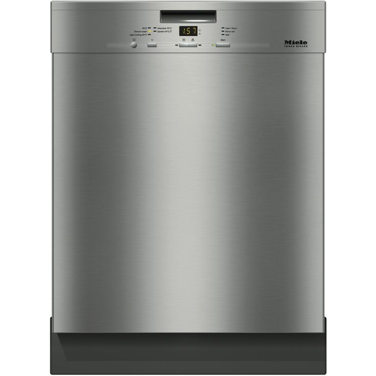 Miele G4920UCLST CleanSteel Built Under Dishwasher at The Good Guys