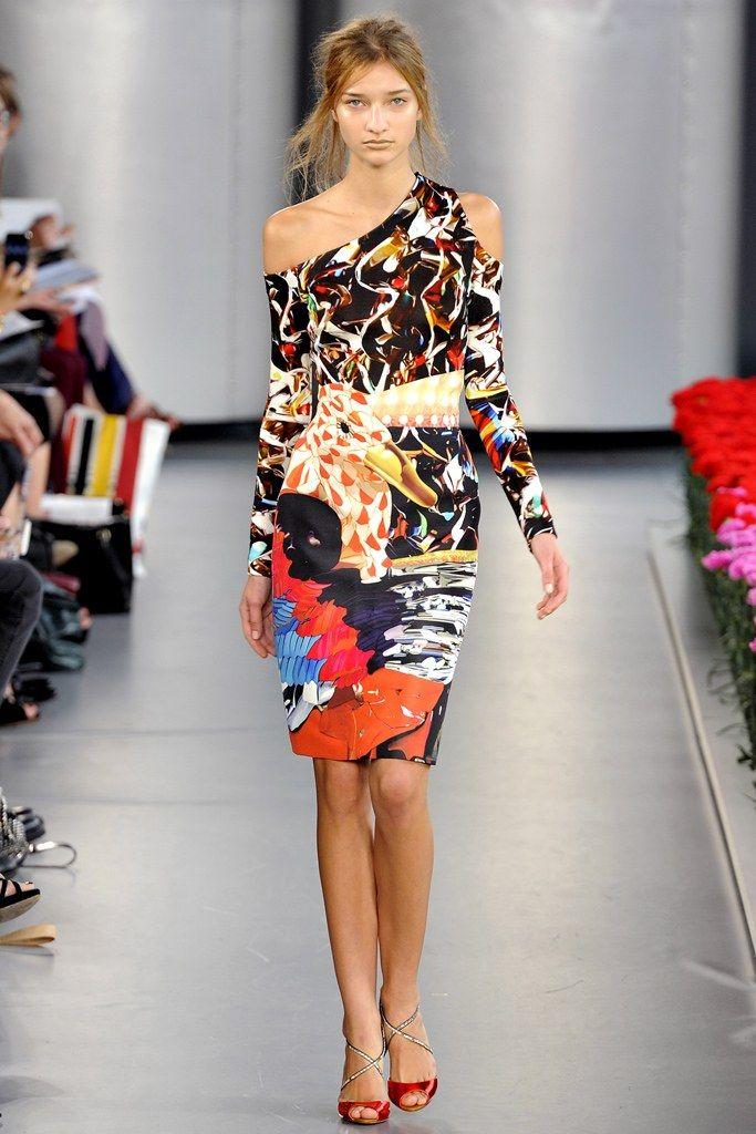 Mary Katrantzou Spring 2012 Ready-to-Wear Fashion Show