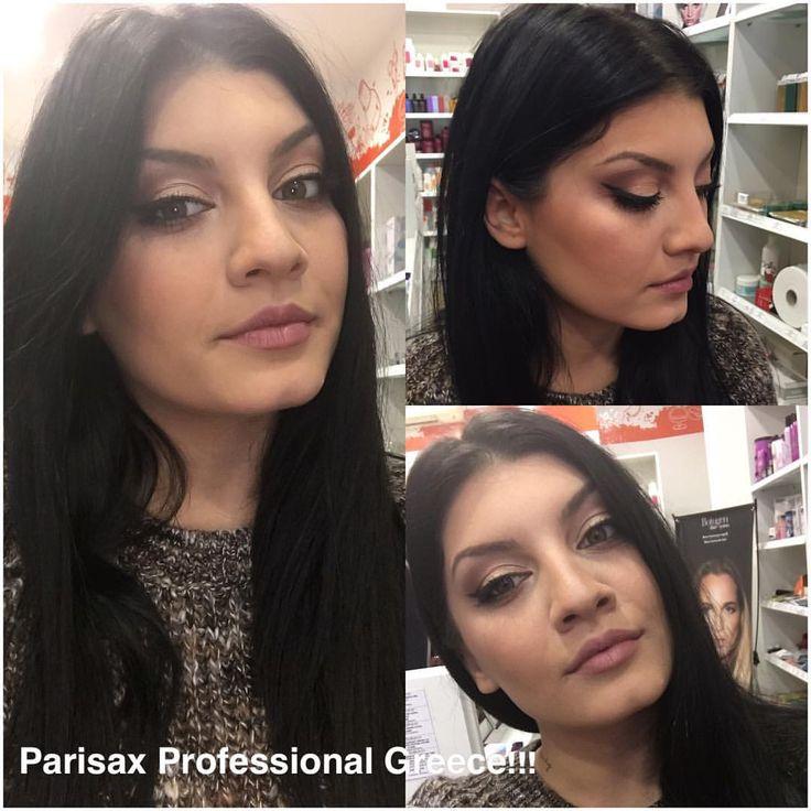 "Dorina Hasekiu στο Instagram: ""Today's makeup for this beauty!! #parisaxprofessional #esteelauder #maccosmetics #kryolan #makeupgeekcosmetics #bobbibrown #esteelauder #lorealparis #nyxcosmetics #inglotalbania #anastasiabeverlyhills #mua #makeup #makeupbyme #makeupbeauty #makeupartist #makeupinspiration #makeup___shoutouts #makeupismyobsession #makeupartistsworldwide #shoutoutforshoutout #wakeupandmakeup #worldmakeupartist #undiscovered_muas #universodamaquiagem_oficial"