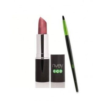 Pack Labios de Pelicula Pincel y Barra Nvey Eco: Pack para lucir unos labios de cine en unos sencillos pasos. http://belleza.tutunca.es/pack-labios-de-pelicula-pincel-y-barra-nvey-eco