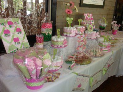 136 Best Baby Shower Ideas Table Settings Images On Pinterest Parties Kitchen And Shower Ideas