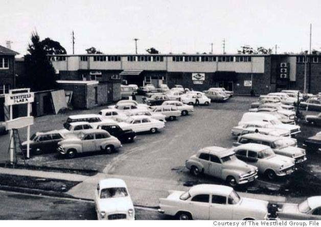 Blacktown Plaza c.1959